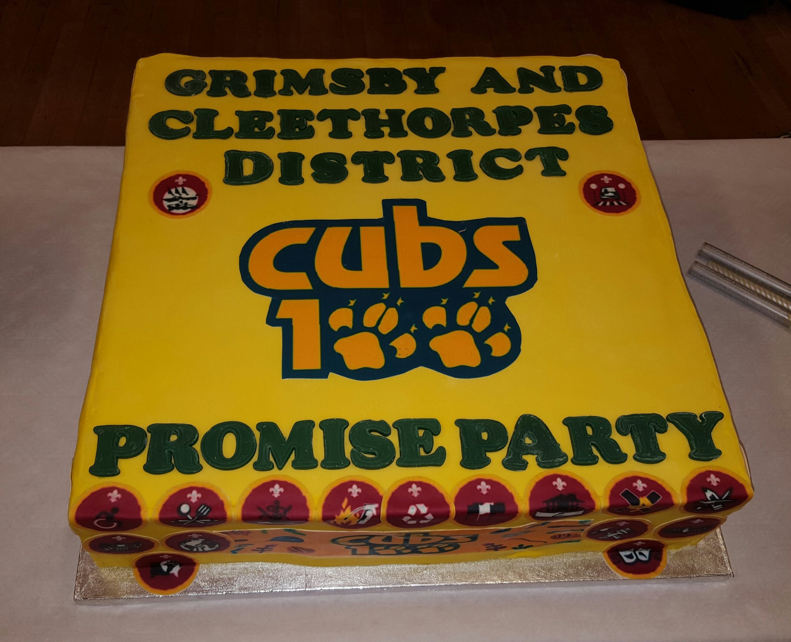 Cubs100 Promise Party